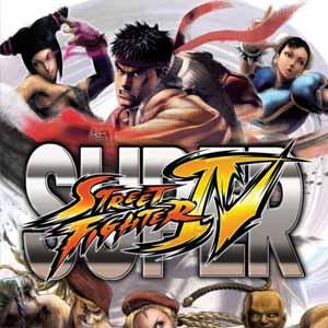 Acheter Super Street Fighter 4 Xbox 360 Code Comparateur Prix