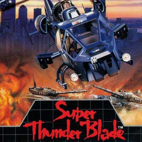Acheter Super Thunder Blade Clé Cd Comparateur Prix