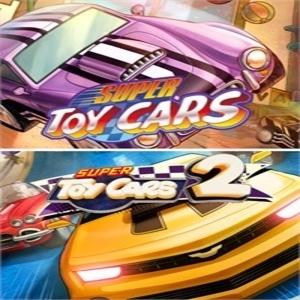 Acheter Super Toy Cars 1 & 2 Bundle PS4 Comparateur Prix