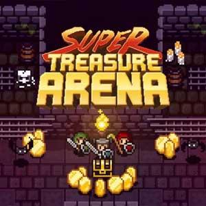 Acheter Super Treasure Arena Clé Cd Comparateur Prix