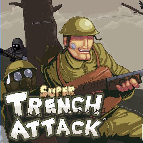 Acheter Super Trench Attack! Clé Cd Comparateur Prix