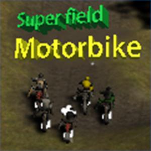 Superfield motorbike