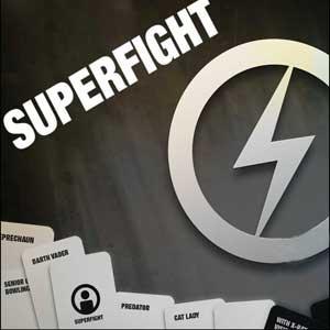 Acheter SUPERFIGHT Clé Cd Comparateur Prix