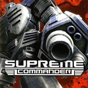 Acheter Supreme Commander Clé Cd Comparateur Prix