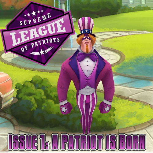 Acheter Supreme League of Patriots Episode 1 A Patriot is Born Clé Cd Comparateur Prix