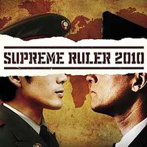 Acheter Supreme Ruler 2010 Clé Cd Comparateur Prix