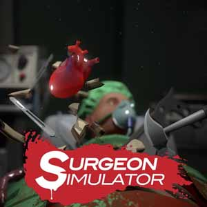 Acheter Surgeon Simulator Clé Cd Comparateur Prix