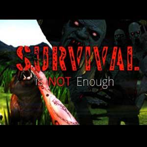 Survival Is Not Enough