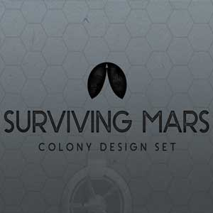 Surviving Mars Colony Design Set