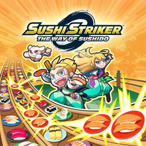Acheter Sushi Striker The Way of Sushido Nintendo Switch comparateur prix