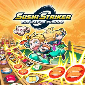 Acheter Sushi Striker The Way of Sushido Nintendo 3DS Comparateur Prix