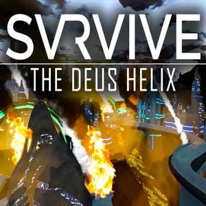 Acheter SVRVIVE The Deus Helix Clé Cd Comparateur Prix