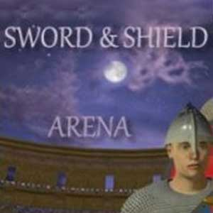 Sword and Shield Arena VR