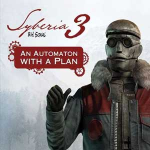 Syberia 3 An Automaton with a Plan