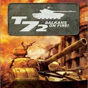 Acheter T-72 Balkans on Fire Clé Cd Comparateur Prix
