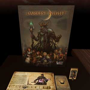 Acheter Tabletop Simulator Darkest Night Clé Cd Comparateur Prix