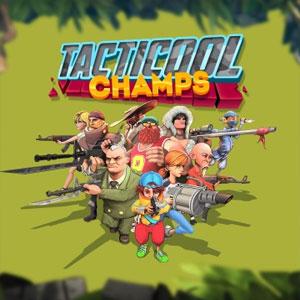Acheter Tacticool Champs Xbox One Comparateur Prix