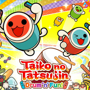 Taiko no Tatsujin Drum 'n' Fun Winter Holiday Anime Pack