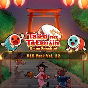 Taiko no Tatsujin Drum Session DLC Vol 22