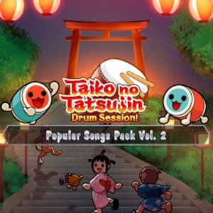 Acheter Taiko no Tatsujin Drum Session Popular Songs Pack Vol 2 PS4 Comparateur Prix