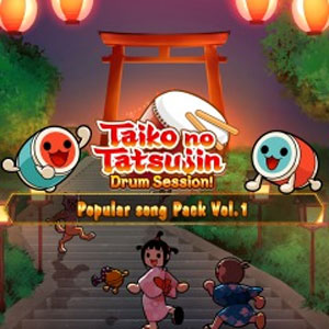 Taiko no Tatsujin Popular Song Pack Vol 1