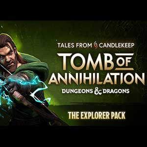 Tales from Candlekeep Artus Cimber's Explorer Pack
