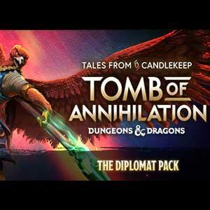 Tales from Candlekeep Asharra's Diplomat Pack
