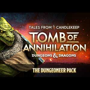 Tales from Candlekeep Dragonbait's Dungeoneer Pack