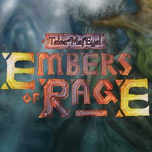 Tales of Maj Eyal Embers of Rage