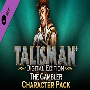 Talisman Character Pack 6 Gambler