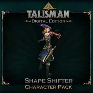 Talisman Character Pack #9 Shape Shifter