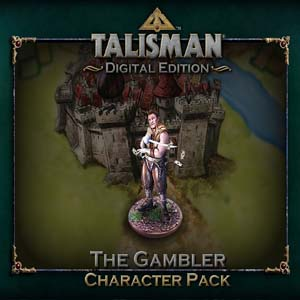 Acheter Talisman Gambler and Martyr Character Packs Clé Cd Comparateur Prix