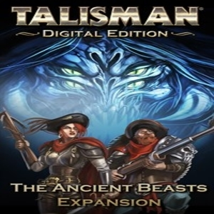 Talisman The Ancient Beasts Expansion