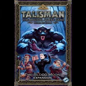 Talisman The Blood Moon