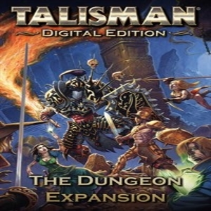 Talisman The Dungeon Expansion