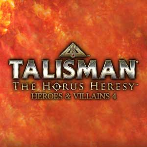 Talisman The Horus Heresy Heroes & Villains 4