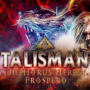 Talisman The Horus Heresy Prospero