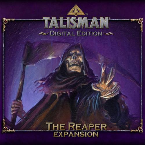 Acheter Talisman The Reaper Clé Cd Comparateur Prix