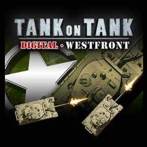 Tank On Tank Digital West Front