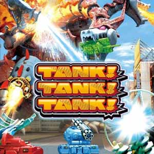 Acheter Tank! Tank! Tank! Nintendo Wii U Download Code Comparateur Prix