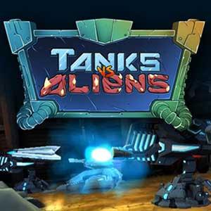 Tanks vs Aliens