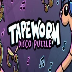 Tapeworm Disco Puzzle