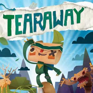 Telecharger TEARAWAY PS4 code Comparateur Prix