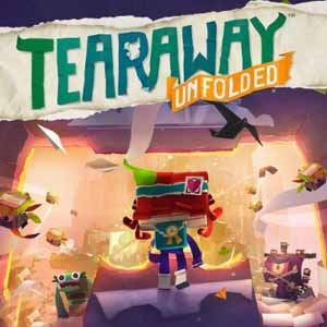 Telecharger Tearaway Unfolded PS4 code Comparateur Prix