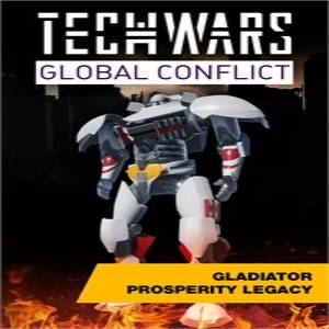 Techwars Global Conflict Gladiator Prosperity Legacy