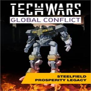 Techwars Global Conflict Steelfield Prosperity Legacy
