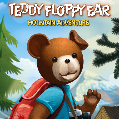Teddy Floppy Ear Mountain Adventure