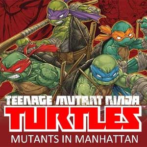 Telecharger Teenage Mutant Ninja Turtles Mutants in Manhattan PS4 code Comparateur Prix