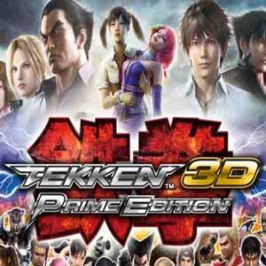 Acheter Tekken 3D Prime Edition Nintendo 3DS Download Code Comparateur Prix