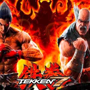 Telecharger Tekken 7 PS4 code Comparateur Prix